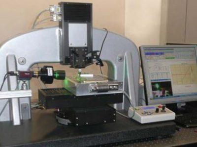 Urządzenie do testu pełzania i ścinania układów elektronicznych na płytkach PCB