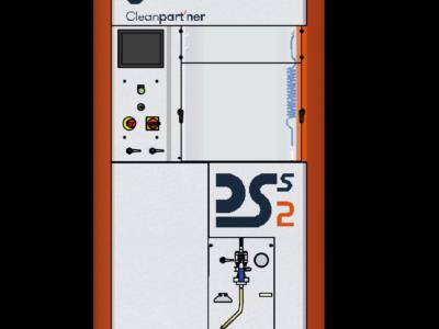 Stacja do ekstrakcji zanieczyszczeń na filtrach DSS2- CLEANPART'NER