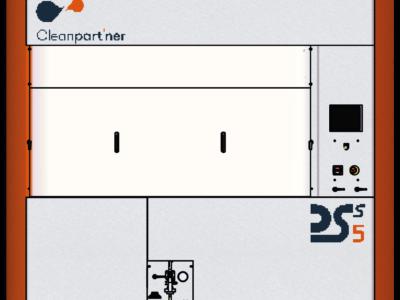 Stacja do ekstrakcji zanieczyszczeń na filtrach DSS5- CLEANPART'NER