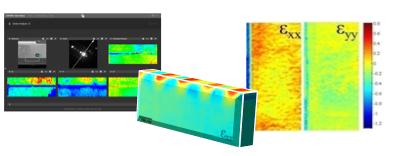Mapowanie naprężeń w nanoskali TEM Autostrain