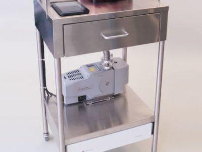 Mobilny system oczyszczania plazmą MCA