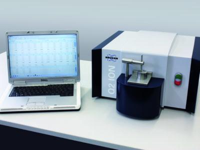 Spektrometr iskrowy Q2 Ion