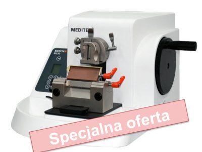 Specjalna oferta na Półautomatyczny Mikrotom M 530 firmy Medite Medical