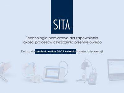 SITA po raz kolejny zaprasza na szkolenie online!