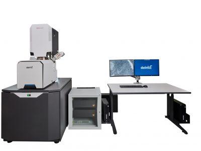 Ultraszybki zautomatyzowany wielowiązkowy mikroskop elektronowy – FAST -EM