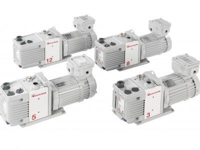 Pompy rotacyjne RV3, RV5, RV8, RV12