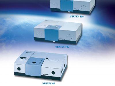 Spektrometr FT-IR VERTEX
